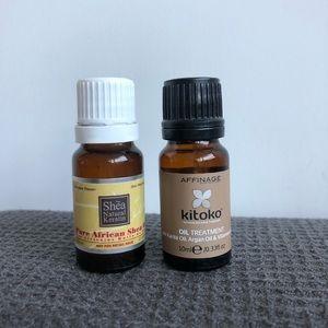 Oil Treatments for hair